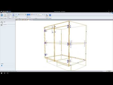 Cabinet Vision Tutorial (Expert- 8) - Introduction to Object Tree