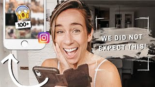 REACTING TO OUR FOLLOWERS EDITED PHOTOS USING OUR FREE PRESET | + HOME UPDATES VLOG | The Vedrines