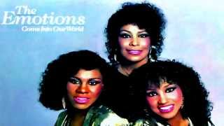 The Emotions - Where Is Your Love