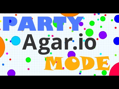 Download HOW TO PLAY AGARIO WITH YOUR FRIENDS - NEW PARTY MODE