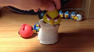 Новинка! Angry birds friends! 1 серия. Кинжальные Выходные.