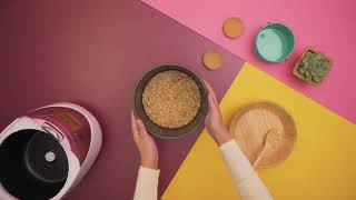 CUCKOO 0631 Recipe - Healthy Oatmeal
