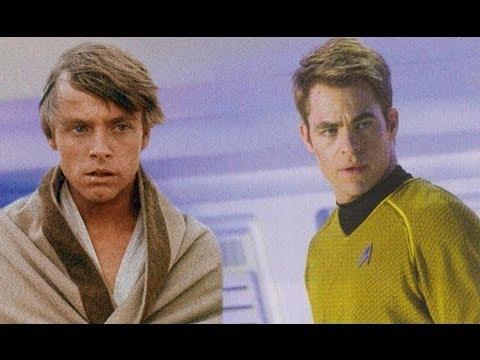 Star Wars (Star Trek: Into Darkness Style!)
