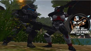 Star Wars Battlefront 2 Mods: Empire Rising Beta 3: Kashyyyk