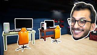 محاكي مقهى الألعاب | شريت كل ألأجهزة الفخمة! Cafe Simulator