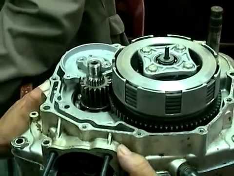 Схема сборки двигателя 165 fmm