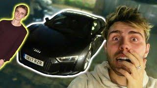 JOE SUGG GOT MY DREAM CAR!!! thumbnail