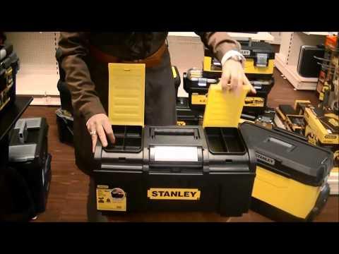Stanley gereedschapskoffer 1-79-217