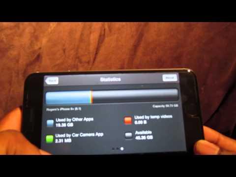 Car Camera DVR/Dashboard GPS App Review