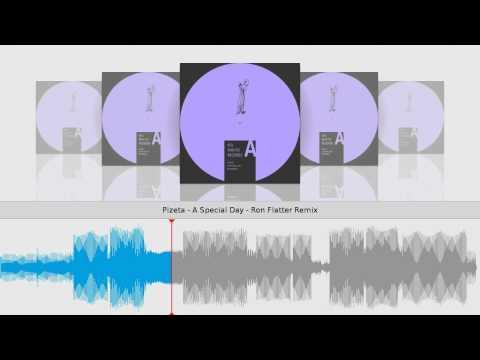 Pizeta - A Special Day - Ron Flatter Remix