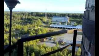 Заброшенный аэропорт в Сыктывкаре 2
