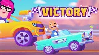 Racemasters: Clash of Cars - Boss 4 Buddy Vs Bad Girl - Gameplay Walkthrough Part 3