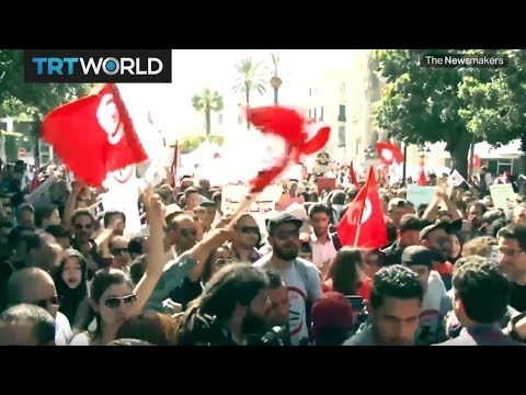 The Newsmakers: Tunisia's Amnesty Bill and East Jerusalem's Palestinians