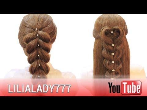 косы лёгкие короткие волосы фото на прически