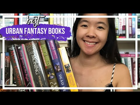 Best Urban Fantasy Book Series [That Romance Readers Will Love]
