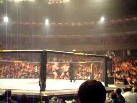 UFC 38 Brawl at the Hall Ian Freeman v Frank Mir