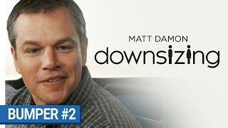 DOWNSIZING - Bumper #2 Spatula (VF) [au cinéma le 10 janvier 2018]