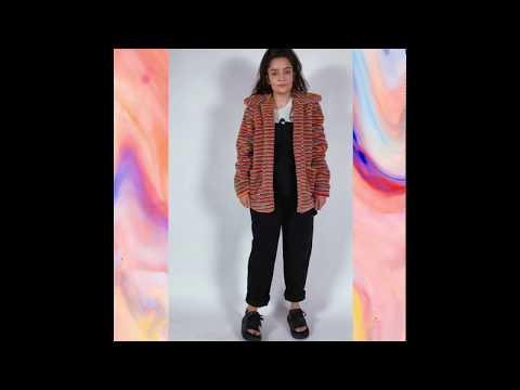 SHEEP casaco - arco-íris