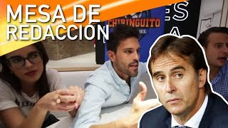 MdR | EL PEOR MOMENTO del Real Madrid de LOPETEGUI