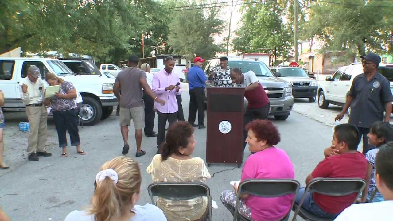 Dixie Trailer Park Town Hall Meeting