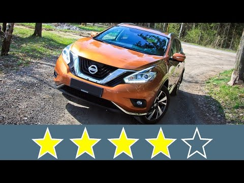 Nissan Murano 2015 Жесткость кузова