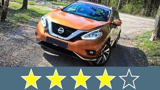 Nissan Murano 2015 Жесткость кузова смотреть