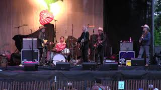 Dave Alvin & Jimmie Dale Gilmore and the Guilty Ones at Strawberry 2018 (Entire Set)