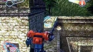 'Transformers' 2004 PS2 Gameplay + Review