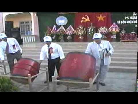 Trường THPT Lê Trung Kiên  25 năm thành lập  P1