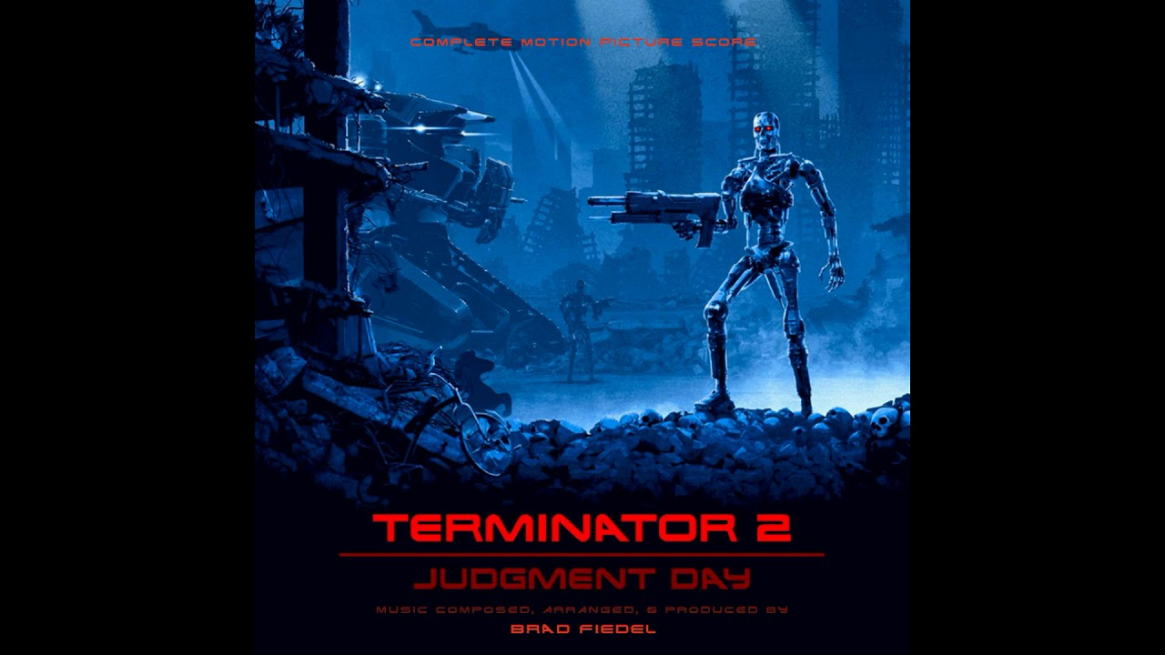 Terminator 2 Judgment Day 1991 19 Escape From The Hospital And T 1000 Youtube