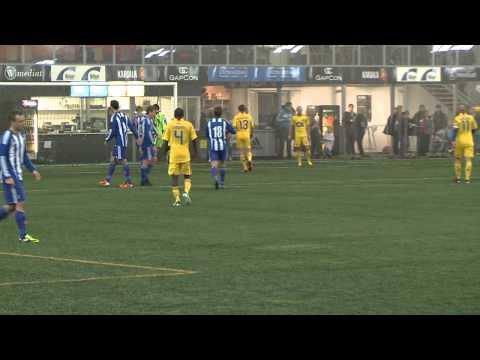 Höjdpunkter från Djurgården - HJK Helsingfors