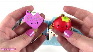 BubblePOP Kids! NEW SMOOSHY Mushy FRIDGE! Decorate, Organize &amp Display Smooshy Mushys Series 1,2,3,4