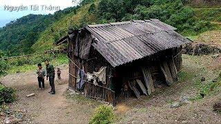 Dựng nhà cùng Huỳnh Tấn Đức và Nguyễn Đức Cường. Nguyễn Tất Thắng