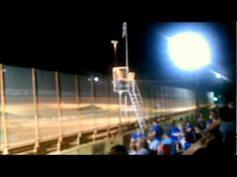 First Dirt Track Race - Champion Park Speedway