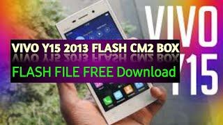 VIVO Y15 2013 hang logo fix dead boot Flash