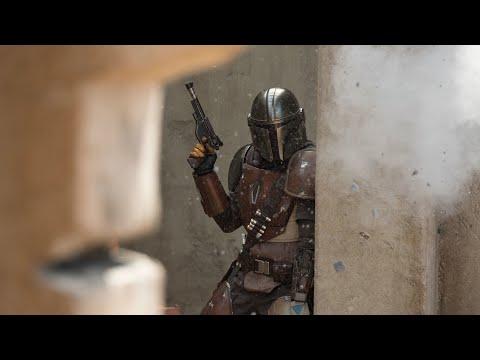 "The Mandalorian: ""WOLF TOTEM"" By the HU (FEAT. JACOB SHADDIX) Music Video"