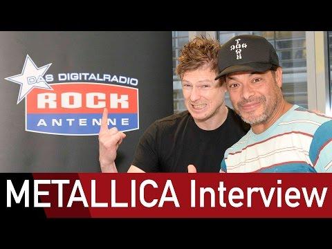 "Metallicas Robert Trujillo talks about ""Hardwired to Selfdestruct"" @ROCKANTENNE"