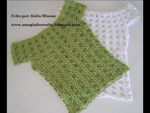Crochet Patterns| for free |crochet blouse| 1840 - YouTube