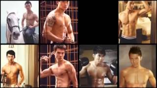 The hottest hunks in Malaysia