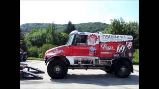 Instaforex Loprais Team - new Tatra Queen 69 Evo II