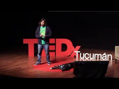 Insistir en Construir desde el Amor   Fede Sordo   TEDxTucuman
