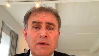It's going to be more severe than the global financial crisis...we need fiscal stimulus: Roubini