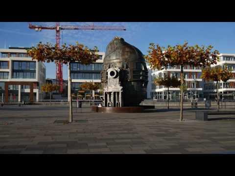 Dortmund Phoenixsee in 4K, FH Dortmund