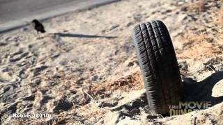 Rubber: A tire