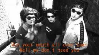Bratmobile - Shut Your Face