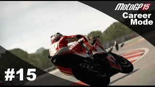 MotoGP 15 Career Mode Walkthrough - Part 15 Moto 2 (Australia & Malaysia)