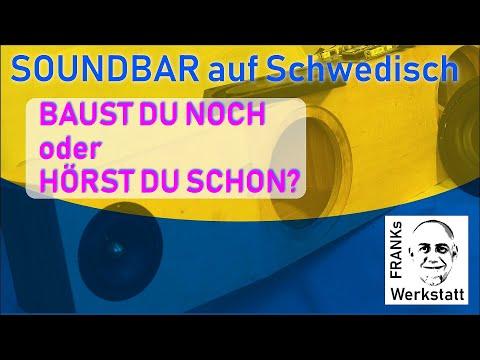 #SOUNDBAR von IKEA? | Projekt: KLÄNGBAR | Eigenbau mit ARYLIC Amp und Ikea Bambuskästen