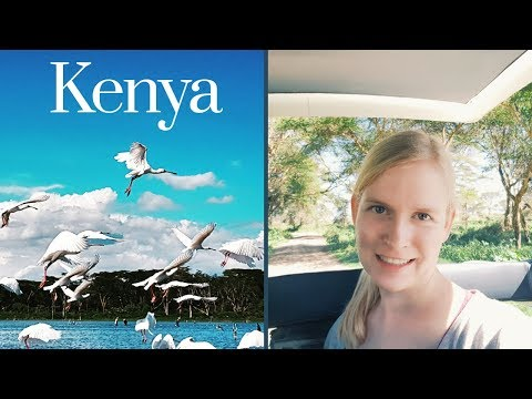 Incredible Safari - We Saw A Lion!! | Travel Vlog: Lake Naivasha & Lake Nakuru, Kenya, Africa