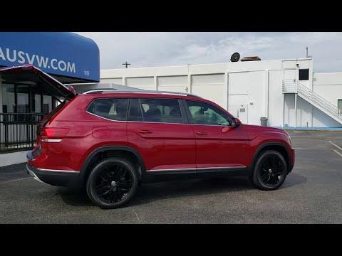 2019 Volkswagen Atlas Orlando, Sanford, Kissimme, Clermont, Winter Park, FL 90539
