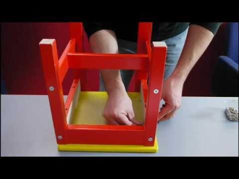 ikea-stuhl-reparatur-mit-gorilla-plastic